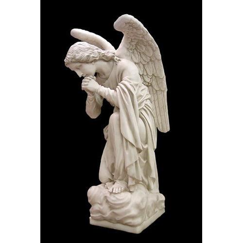 """Adoration Kneeling Angel Praying 56"""""""