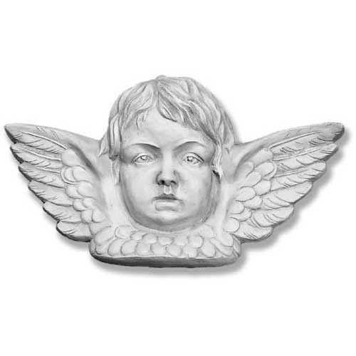 Angel with Wings Plaque