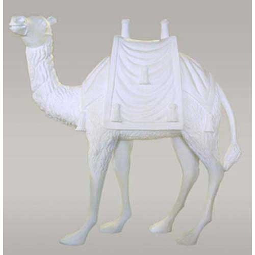 "Nativity Camel Statue - Lifesize 72"""