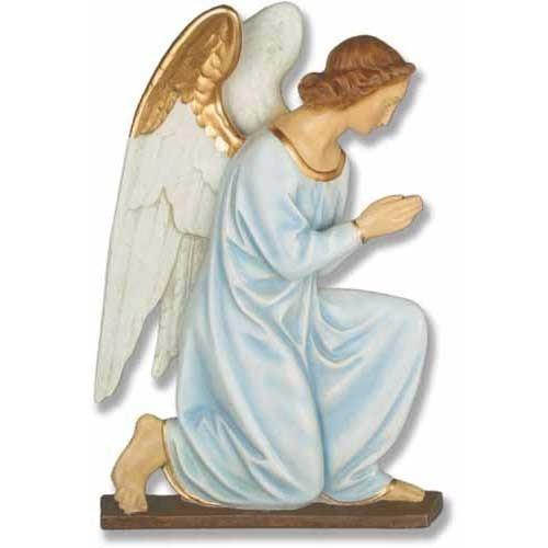 Angel Wall Plaque Hands Praying