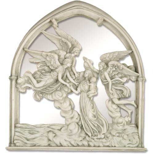 """Angels Of The Sea Mirror 10"""""""