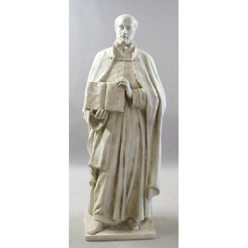St. Ignatius of Loyola Statue