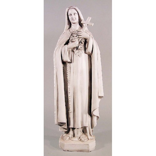 St. Therese of Lisieux Statue