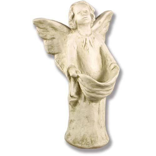 "Angel With Drape 14"""