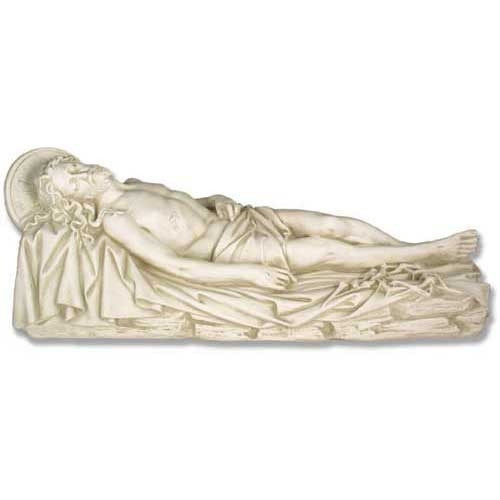 Large Jesus In the Tomb Statue