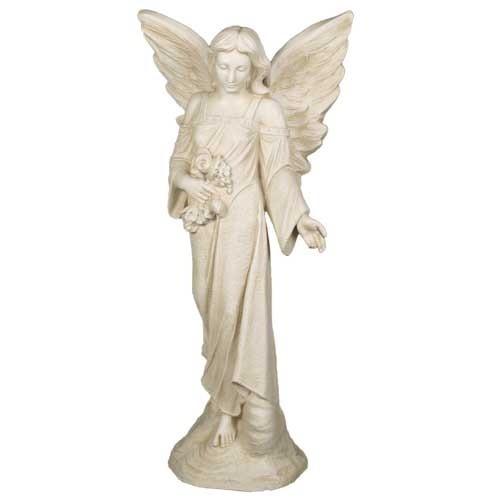 Angel Flora Statue