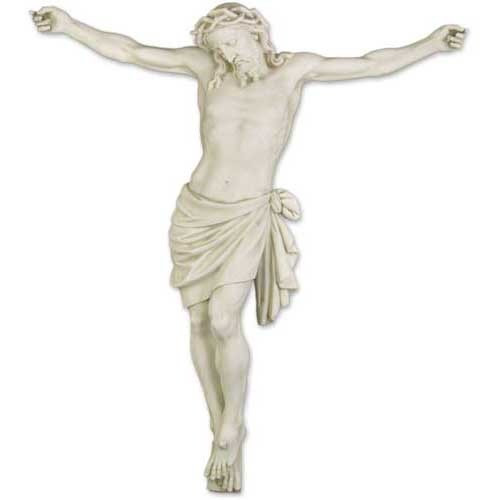 """Corpus Of Christ & Cross Components for Crucifix - 46"""""""