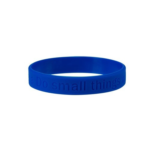 Mother Teresa Small Things Wristband