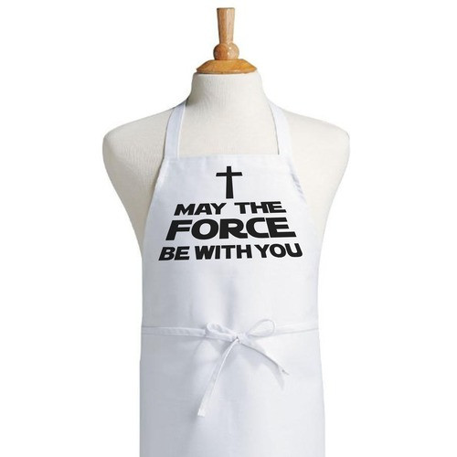 """Force Be With You"" Apron"