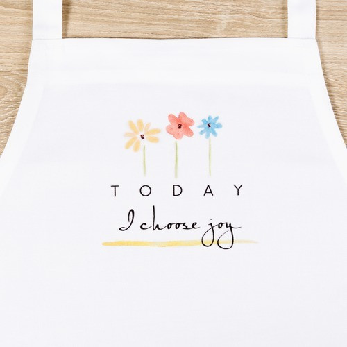 Choose Joy Apron