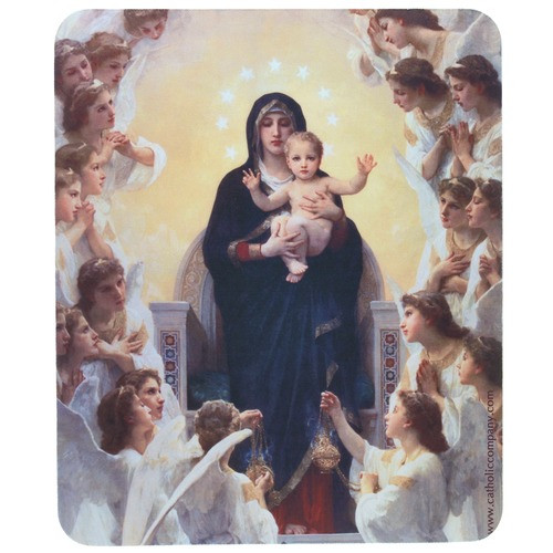 Queen of the Angels Mousepad