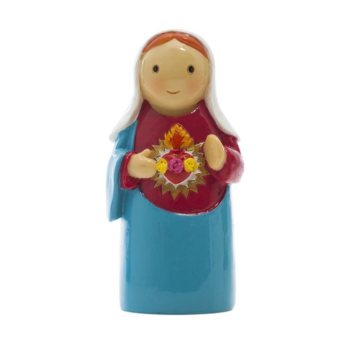 Immaculate Heart Children's Statue