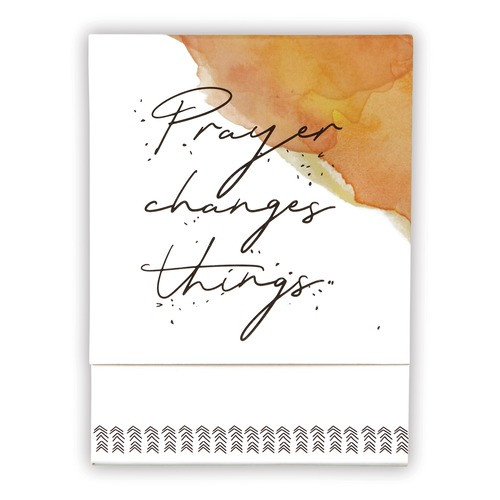 Pocket Notepad - Prayer Changes Things