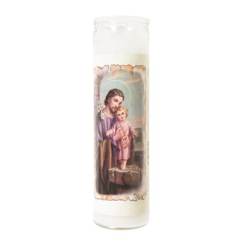 St. Joseph & Child Jesus Three Day Candle