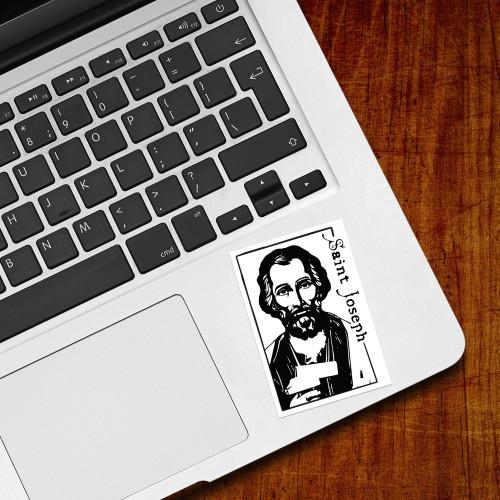 St. Joseph Stickers - Pack of 4