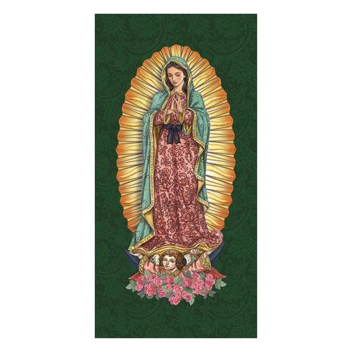 Our Lady of Guadalupe Banner - 2' x 6'