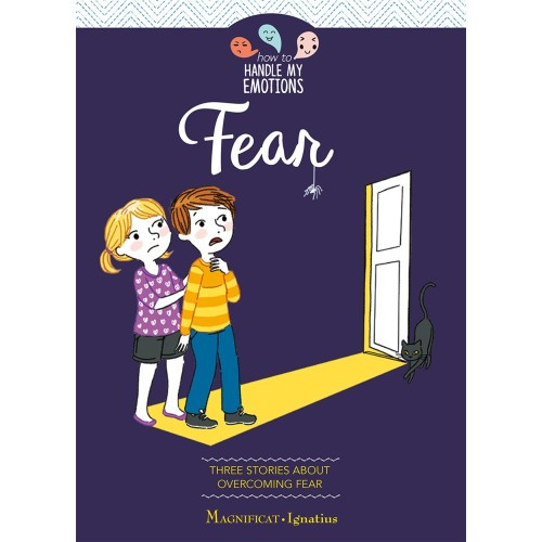 Fear: Three Stories about Overcoming Fear