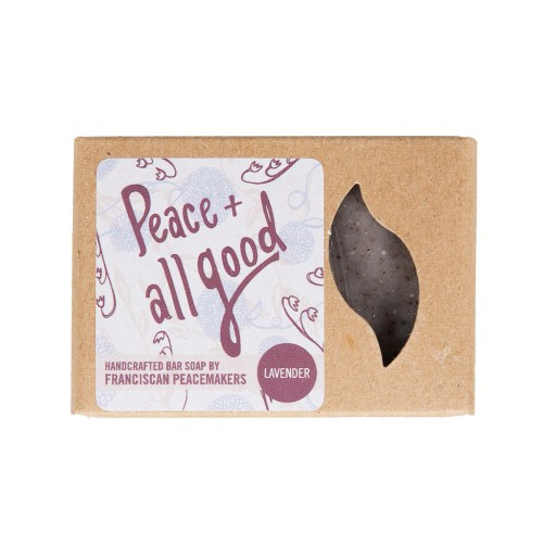 Peace & All Good Lavender Bar Soap