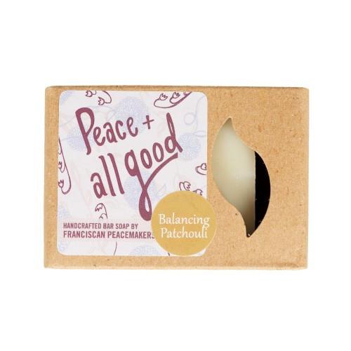 Peace & All Good Patchouli Bar Soap