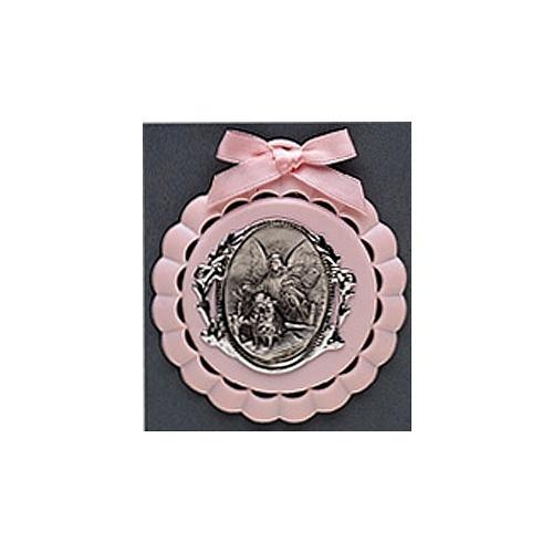 Crib Medal / Pink