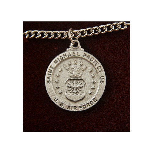 Saint Michael US Air Force Medal