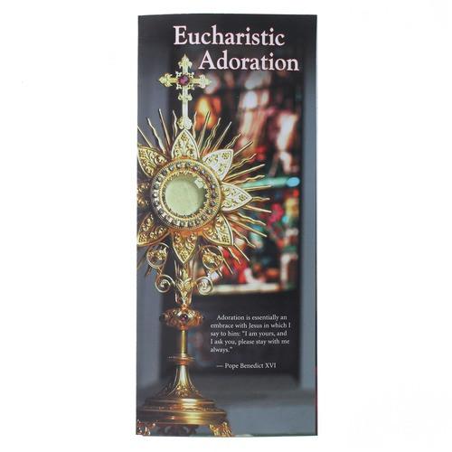 Eucharistic Adoration Pamphlet (50 Pack)