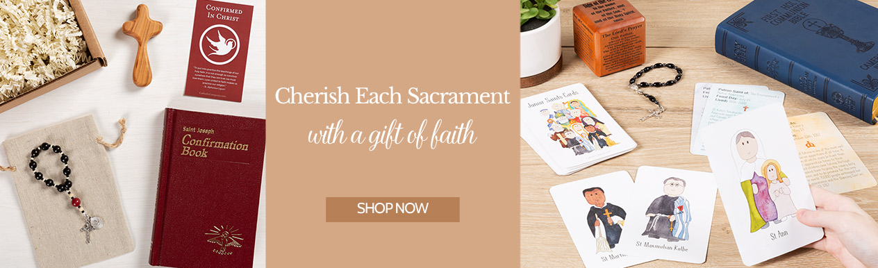 Shop First Communion and Confirmation gifts