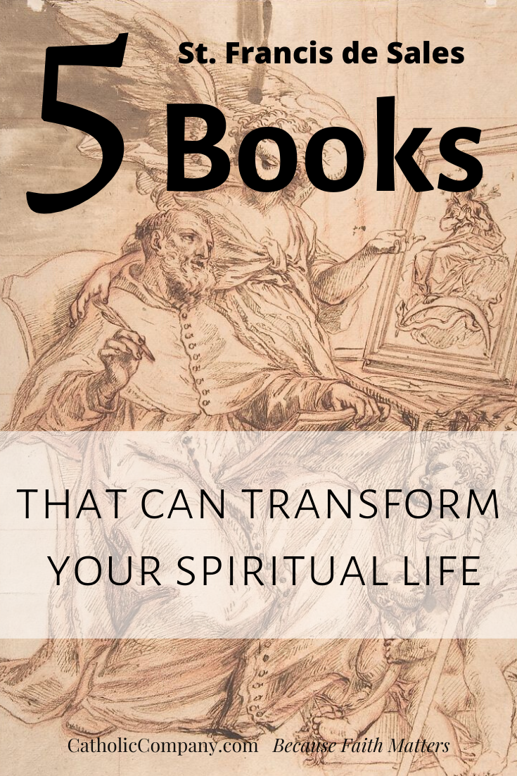 If you need spiritual guidance, or the chance to deepen your prayer life, turn to St. Francis de Sales.
