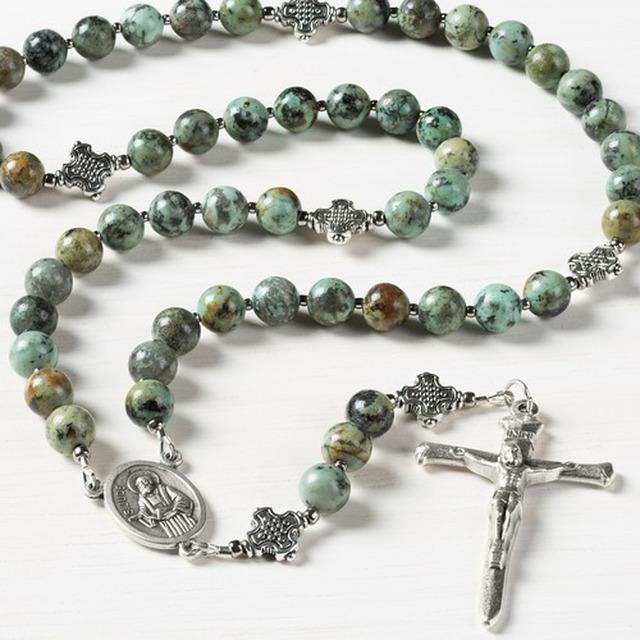 Handmade St. Jude Rosary