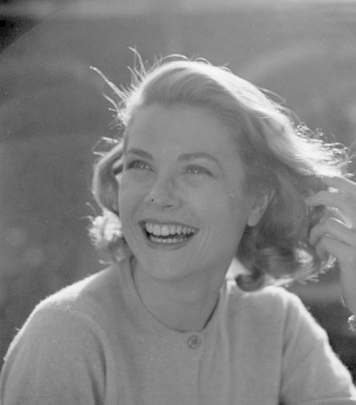 Laughing Grace Kelly