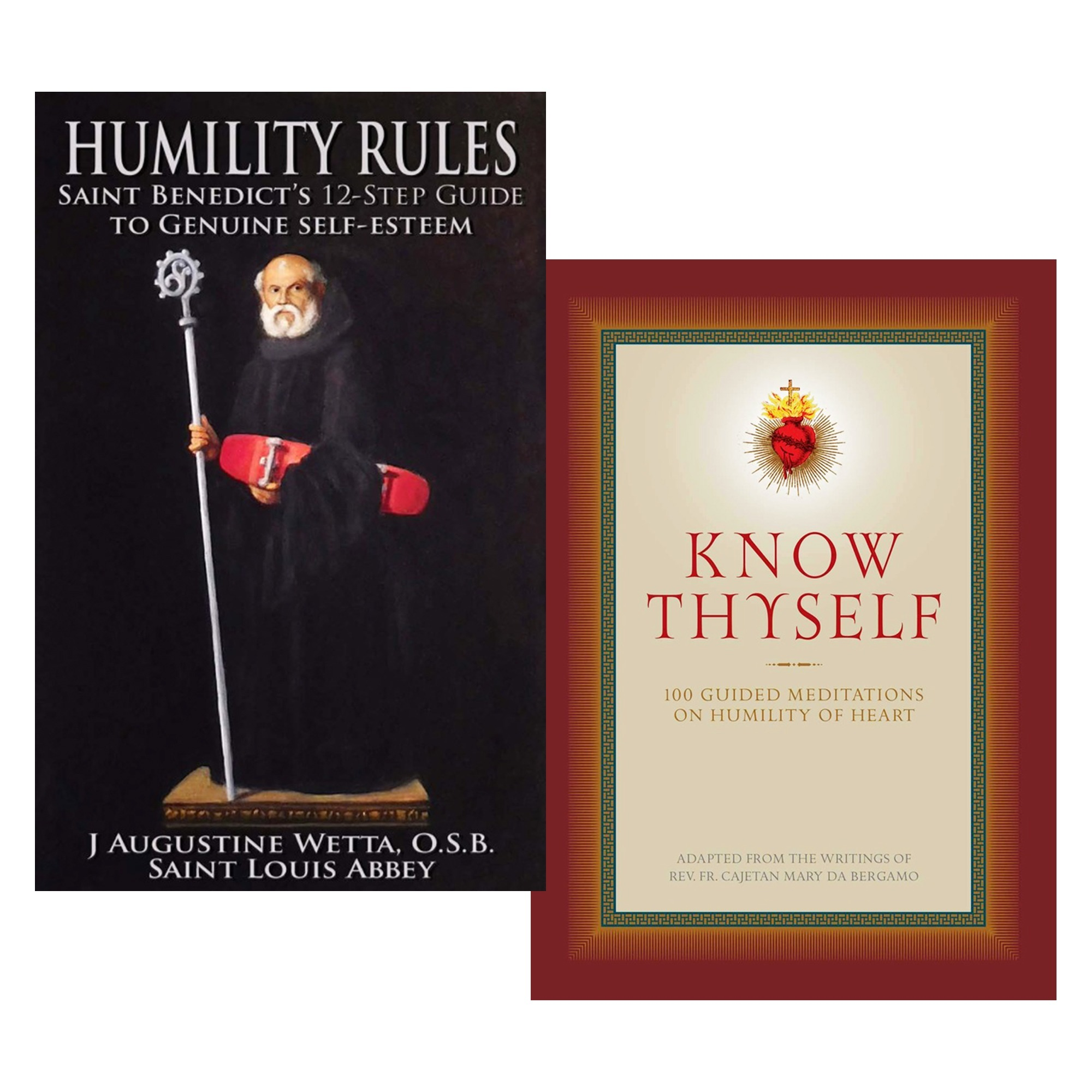 Humility Rules and Know Thyself Book Set