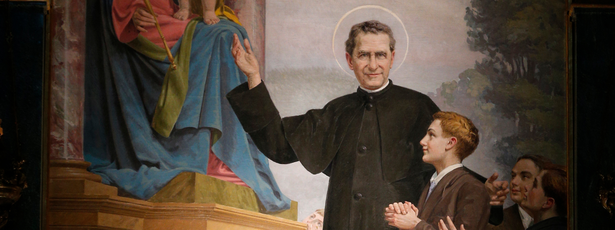 St. John Bosco: Heroic Father and Teacher of Youth | The Catholic Company