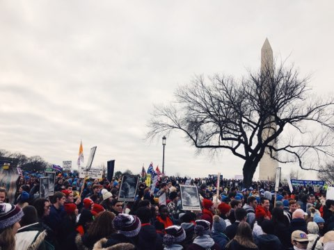 The March for Life 2020