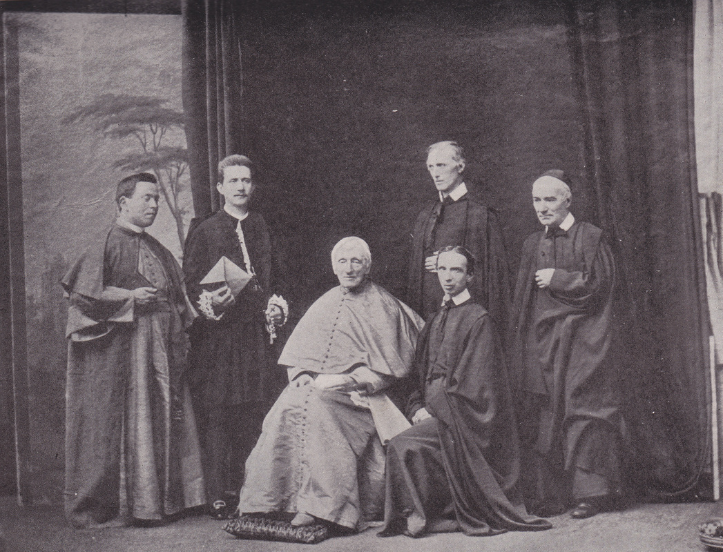 Newman elected as Cardinal in 1879