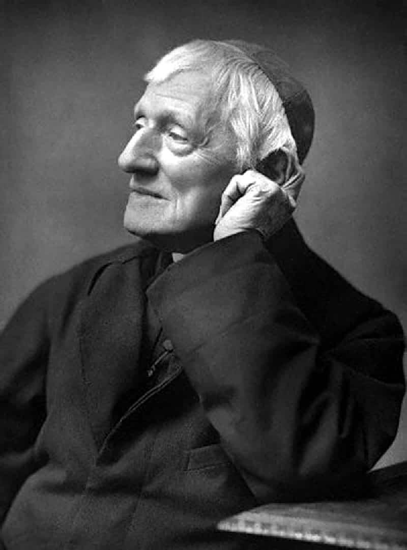 Cardinal Newman photo