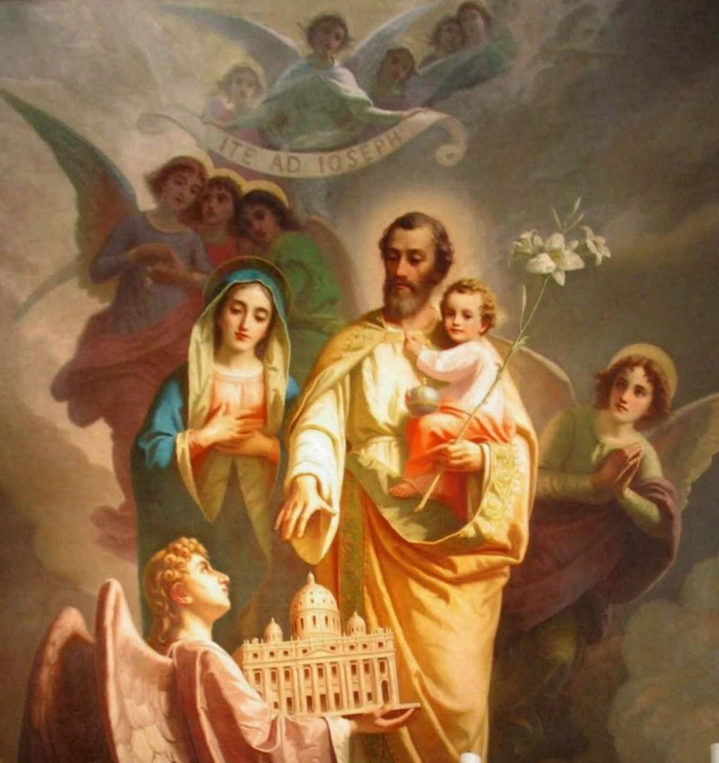 St. Joseph, Patron of the Universal Church