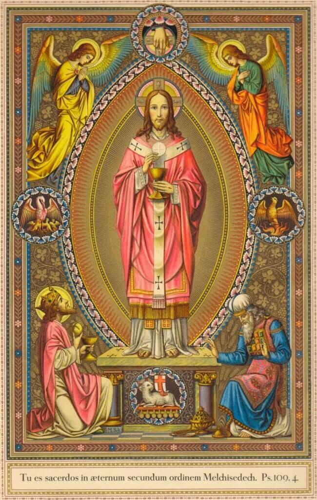 Jesus, our High Priest