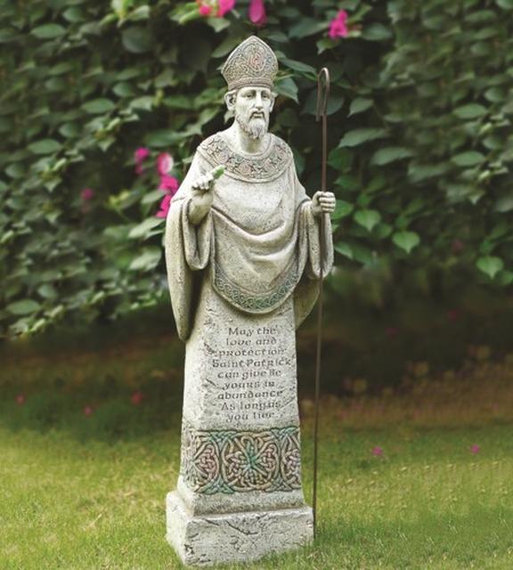 St. Patrick Gardenstone