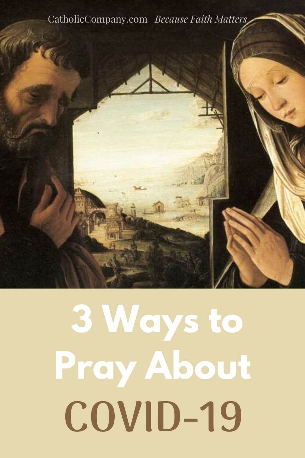 When we are confronted with a serious need or problem, like the Coronavirus, we usually pray in one way. Here are some suggestions on how to pray with greater specificity.