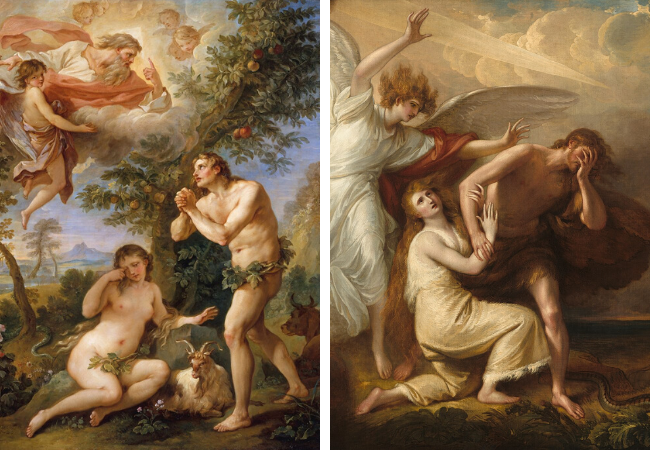 Adam & Eve: Fall and Expulsion