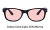 TheraSpecs Extra Dark or Extra Light Lenses