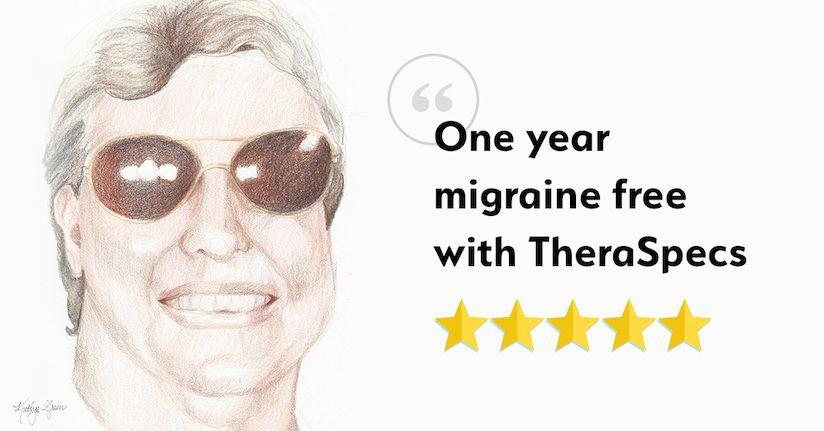 """My One Year Anniversary, Migraine Free"" (Angie's Story)"