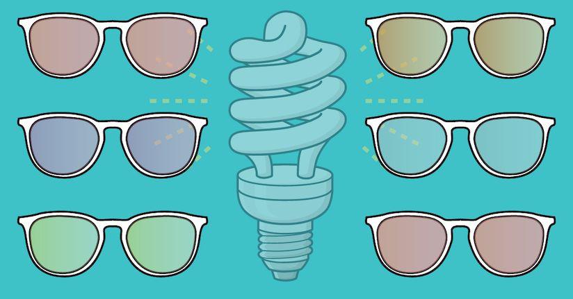 Do Blue Light Glasses Help with Fluorescent Lights?