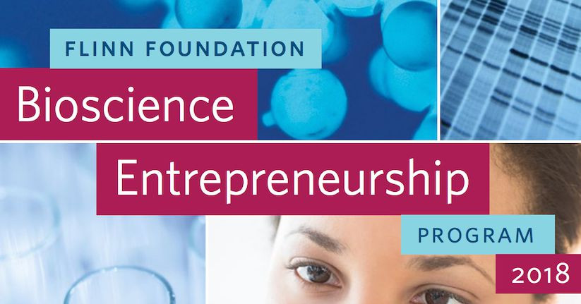 TheraSpecs Selected for Flinn Foundation Bioscience Entrepreneurship Program