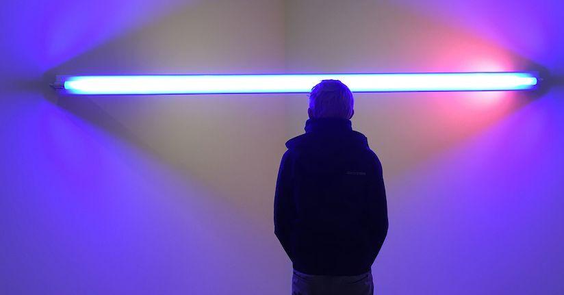 Avoiding Office Headache from Fluorescent Lights