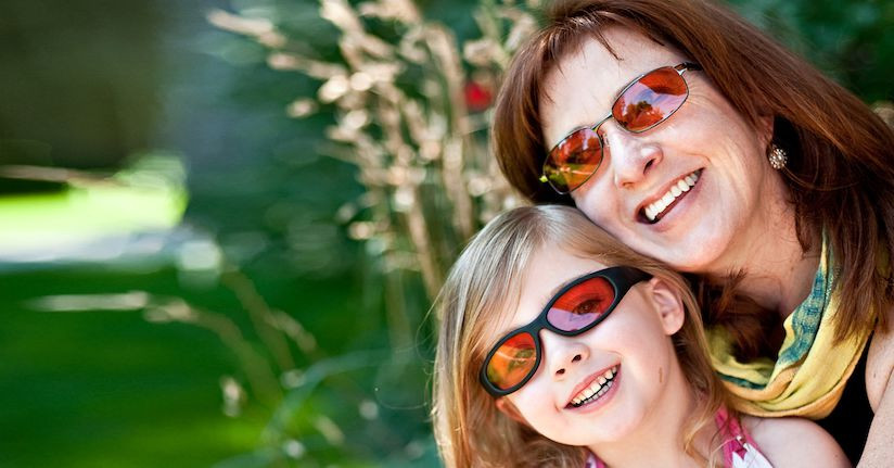 8 Amazing Mothers Who Helped Their Child's Light Sensitivity