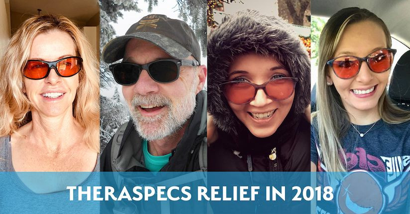 Our Favorite TheraSpecs Relief Stories in 2018