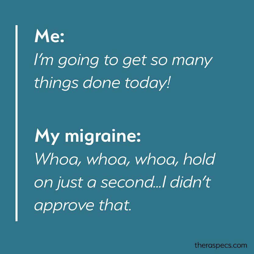 Migraine Meme, Blocker