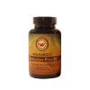 Picture of a 100 count bottle of Walkabout Australian Emu Oil Capsules dietary supplement.