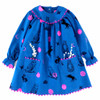 Dasha dress pattern for baby, newborn, infant girls.
